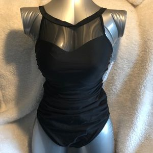 Other - One piece black size small swimsuit